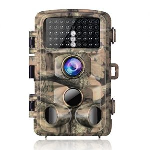 2020 upgradecampark trail camera waterproof 16mp 1080p game hunting 1