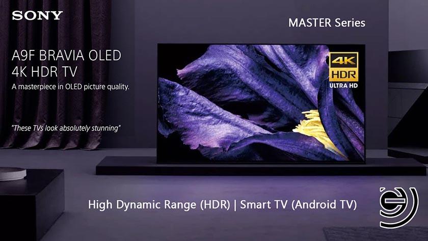 BRAVIA OLED 4K Ultra HD Smart TV