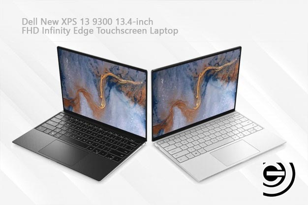Dell New XPS 13 9300 13.4-inch FHD Infinity Edge Touchscreen Laptop