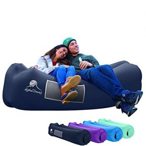 alphabeing inflatable lounger best air lounger for travelling camping 1