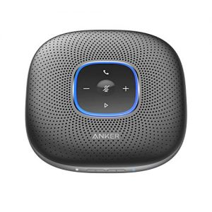 anker powerconf bluetooth speakerphone with 6 microphones enhanced voice 1