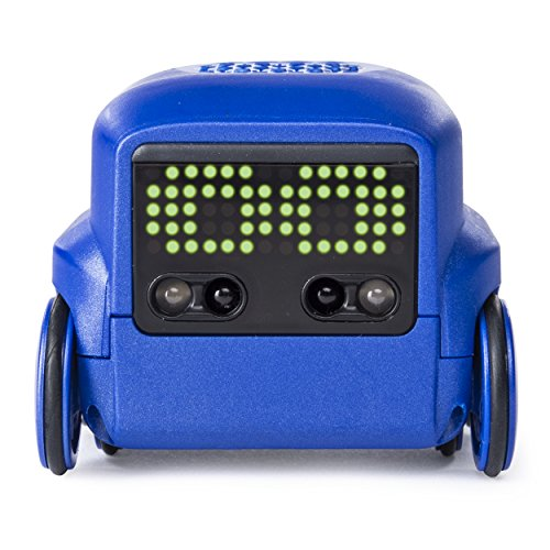 Boxer, Interactive A.I. Robot Toy (Blue) with Remote Control, Ages 6 & Up
