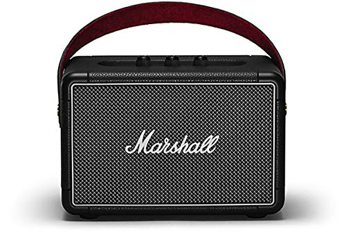 Marshall Kilburn II Portable Bluetooth Speaker, Black - New