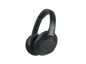 sony noise cancelling headphones wh1000xm3 wireless bluetooth over the ear 1