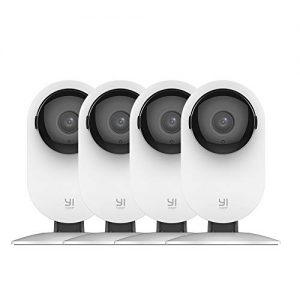 yi 4pc home camera 1080p wireless ip security surveillance system with night 1