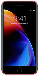 apple iphone 8 plus 64gb red fully unlocked renewed