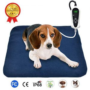 riogoo pet heating pad electric heating pad for dogs and cats indoor warming