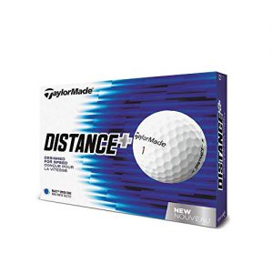 taylormade 2018 distance golf ball white one dozen
