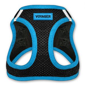 voyager step in air dog harness all weather mesh step in vest harness for