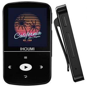 32gb mp3 player ihoumi mp3 player with bluetooth portable music player with