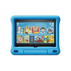 all new fire hd 8 kids edition tablet 8 hd display 32 gb blue kid proof case