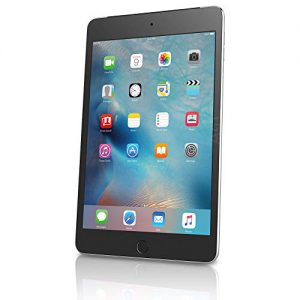 apple ipad mini 4 128gb space gray wifi renewed