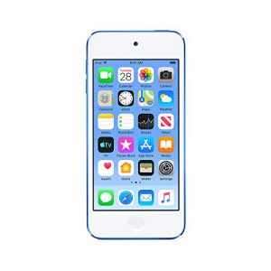 apple ipod touch 32gb blue latest model