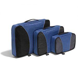 ebags classic packing cubes 3pc set denim