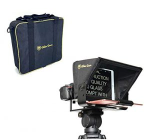 glide gear tmp100 adjustable ipad tablet smartphone teleprompter beam