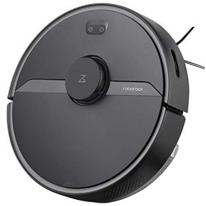 roborock s6 pure robot vacuum and mop multi floor mapping lidar navigation