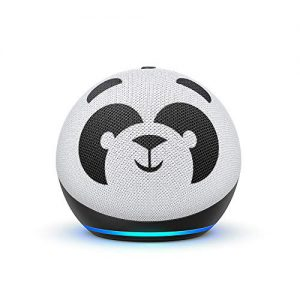 all new echo dot 4th gen kids edition designed for kids with parental