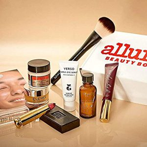 allure beauty box luxury beauty and make up subscription box