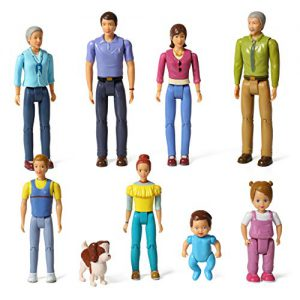 beverly hills doll collection sweet lil family friends figures new addition