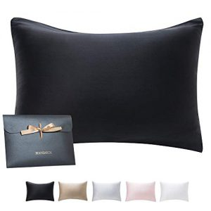 handsun silk pillowcase for hair and skin with gift package 100 natural