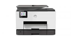 hp officejet pro 9025 all in one wireless printer single pass automatic
