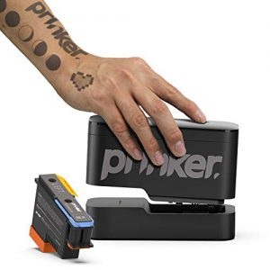 prinker s temporary tattoo device package for your instant custom temporary