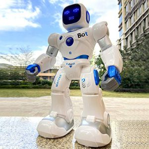 ruko smart robots for kids large programmable interactive rc robot with