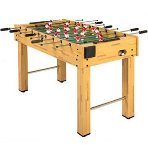 best choice products 48 inch competition sized foosball table w 2 balls 2