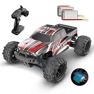 deerc rc cars 9300 high speed remote control car for kids adults 118 scale