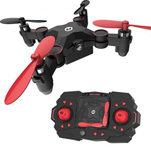 holy stone hs190 foldable mini nano rc drone for kids gift portable pocket