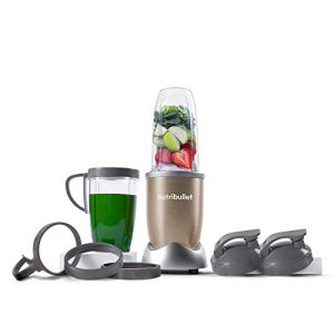 nutribullet pro 13 piece high speed blendermixer system with hardcover