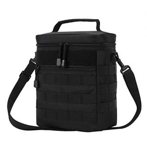 tactical lunch bag military molle lunch box picnic beach leak proof lunch kit