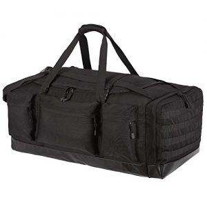 tactical molle duffel bag 80l with tpu bottom for travel gym sport 1