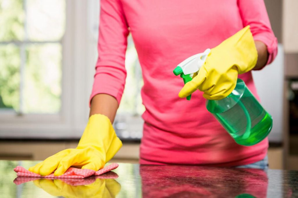 Secrets Of People Who Always Have A Clean House
