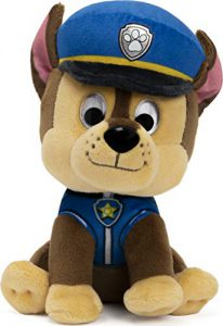 gund paw patrol chase in signature police officer uniform for ages 1 and up 6