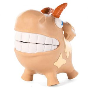scream o screaming goat toy squeeze the goats cheeks and it makes a funny