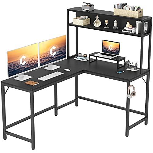 CubiCubi L Shaped Desk