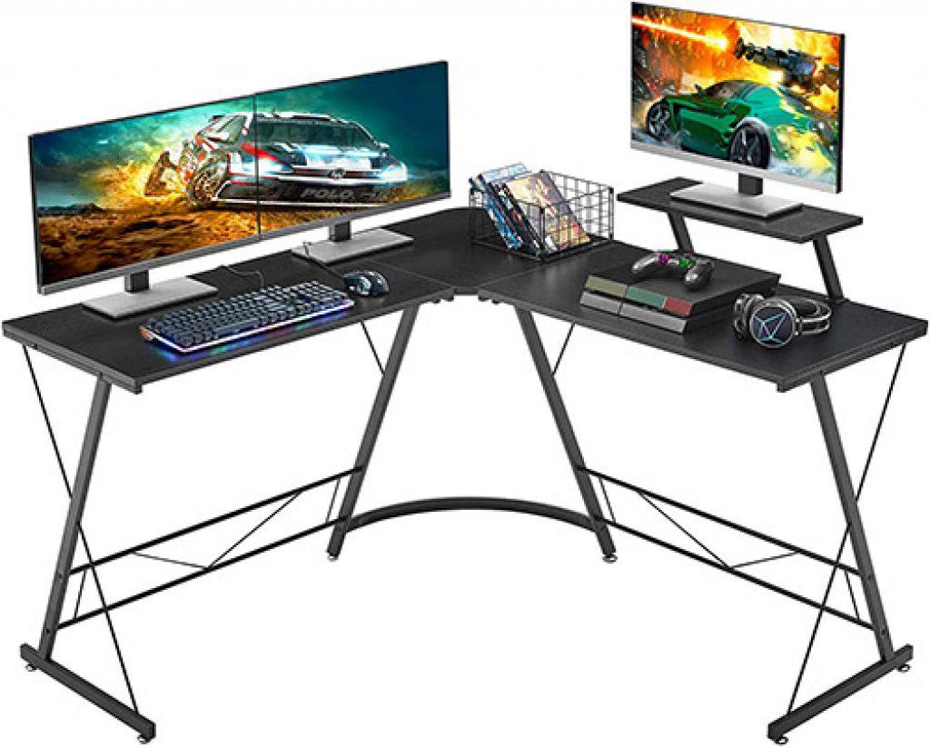 Mr IRONSTONE L Shaped Desk