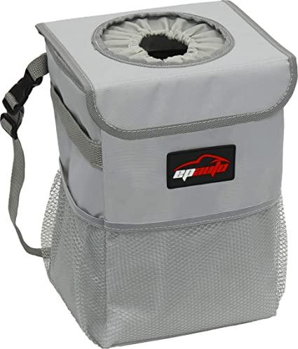 EPAuto Waterproof Car Trash Can