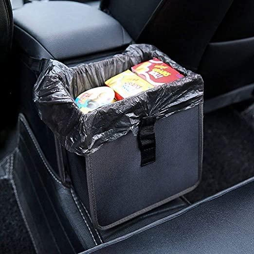 Powertiger Hanging car trash bag
