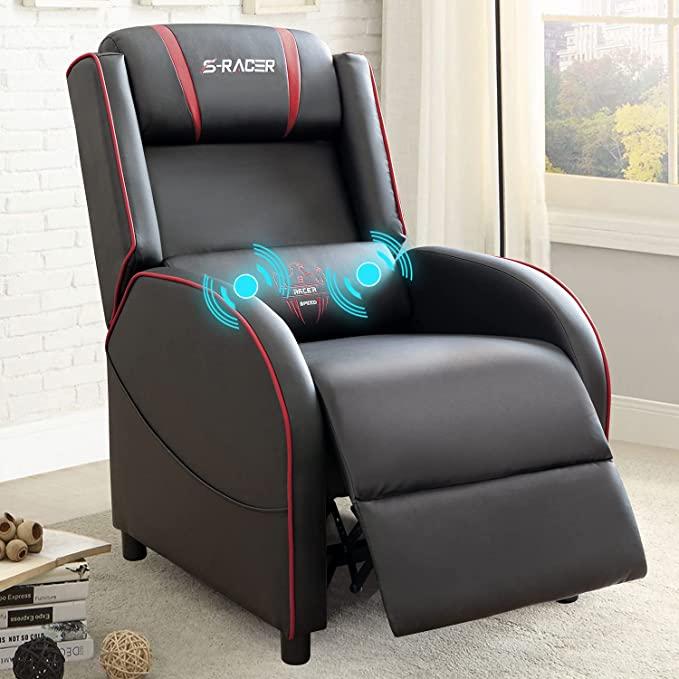 Homall Massage Gaming Recliner Chair