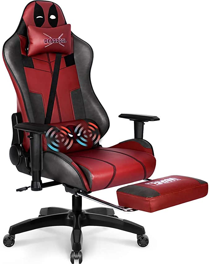 Marvel Avengers Massage Gaming Chair